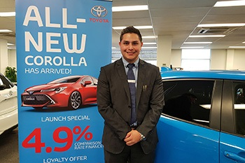 Ask Aza: All-New Corolla Launch Offer Image