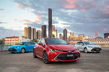 All New Corolla Part 2 Image