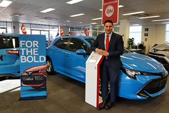 Ask Aza: All-New Corolla Has Arrived Image