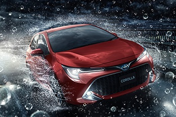 All New Corolla Part 3 Image