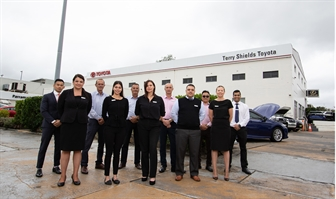 Welcome to Terry Shields Toyota