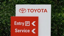Terry Shields Toyota Service Gallery